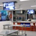 Lumicom provides Simplot Australia with an Audio Visual re-fit to a difficult presentation space